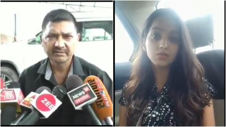 Respect her decision: BJP MLA denies threatening his daughter for