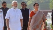 Budget 2019: Nirmala Sitharaman takes route drawn by PM Modi
