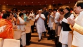 Narendra Modi dons headmaster's hat, pulls up BJP MPs for poor attendance