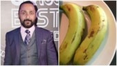Rahul Bose shocked over banana bill at Chandigarh 5-star hotel. Thele se le lete, says Internet