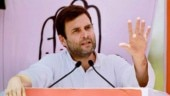 Modi govt diluting RTI Act to help corrupt people steal: Rahul Gandhi