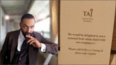After Rahul Bose's viral video on banana bill in Marriott, Taj trends online. Epic, says Internet