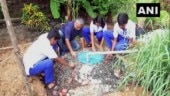 This Mumbai man gave up his career to set up rainwater harvesting systems in schools