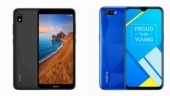 Xiaomi Redmi 7A vs Realme C2: Which entry-level phone offers more value