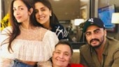 Malaika Arora and Arjun Kapoor spend a happy evening with Rishi Kapoor and Neetu Kapoor in NYC. See pic