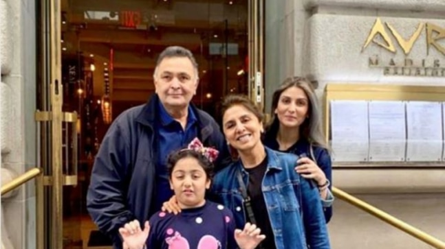 Rishi Kapoor on cancer treatment: It has been 9 months and 16 days. I really miss home
