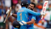 Rohit Sharma-KL Rahul set new World Cup record for India