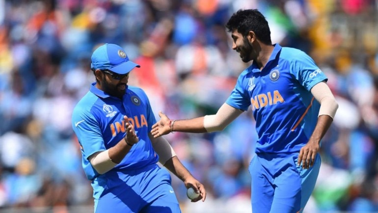 """Image result for bumrah and dhawan"""""""