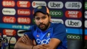 Watch: Rohit Sharma at candid best after journalist asks him about MS Dhoni birthday plans