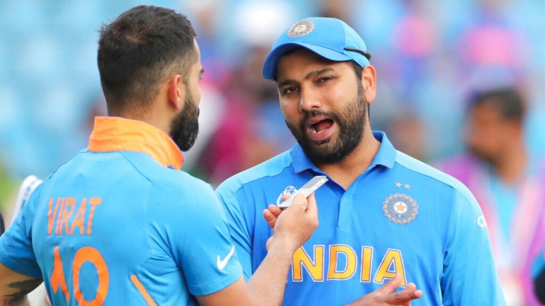 World Cup 2019: Rohit Sharma was dismissed for 1 in the semi-final vs New Zealand (AP Photo)