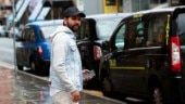 Rohit Sharma in Manchester after India's semi-final loss to New Zealand (AP Photo)