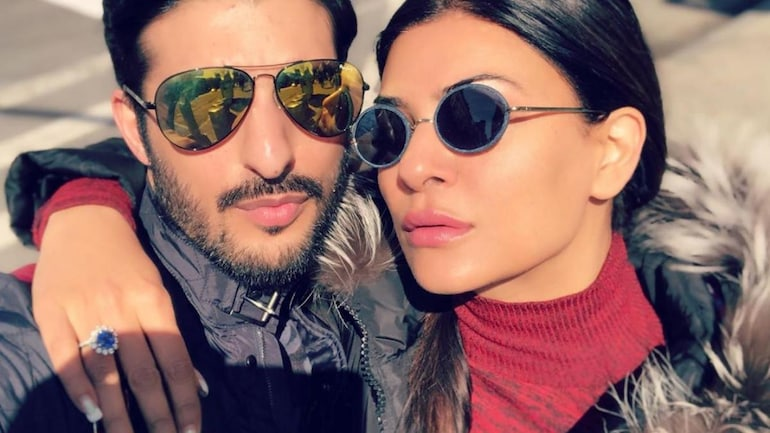 Sushmita Sen and Rohman Shawl to get married by the end of 2019? - Movies  News
