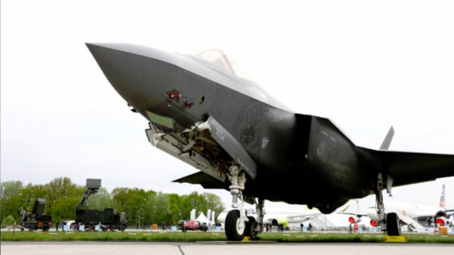 US removing Turkey from F-35 programme after its Russian missile defence purchase