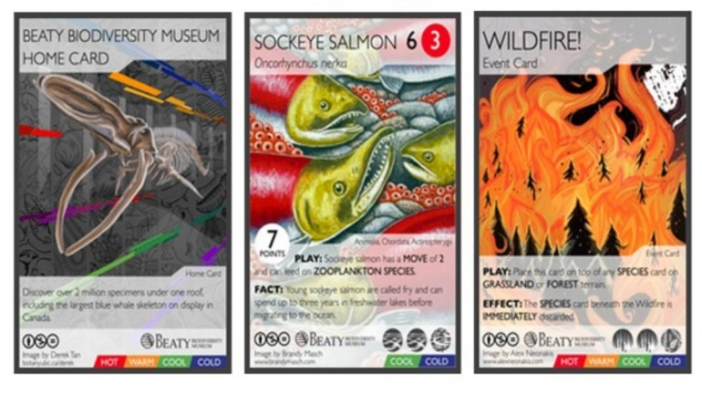 Playing this Pokemon-like card game can help you learn about