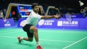 Sai Praneeth reached the semi-final of Japan Open after a dominant win on Friday (Reuters Photo)
