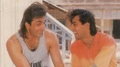 Happy Birthday Baba: Salman Khan wishes Sanjay Dutt on his special day with throwback picture