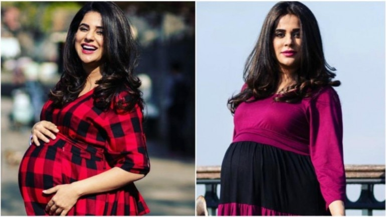Jamai Raja actress Sara Arfeen Khan blessed with twins  See