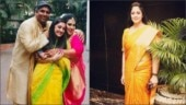 #SareeTwitter trends online as women share graceful pictures draped in nine yards. See the best ones