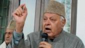 Kashmir dispute between India, Pak should be resolved through dialogue: Farooq Abdullah