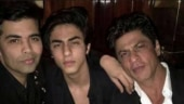 Aryan Khan's godfather Karan Johar is all heart for Simba in Shah Rukh Khan's Lion King