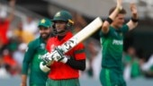 Shakib Al Hasan breaks Sachin Tendulkar' World Cup record