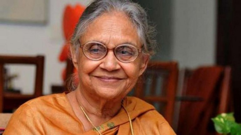 Sheila Dikshit passes away at ...