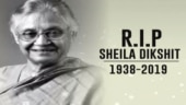 Setting aside political rivalry, BJP bigwigs pay homage to Sheila Dikshit
