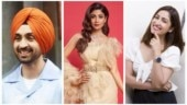 Has Shilpa Shetty signed a film alongside Diljit Dosanjh and Yami Gautam?