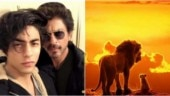 Shah Rukh Khan dubbed twice for The Lion King. The reason is Aryan