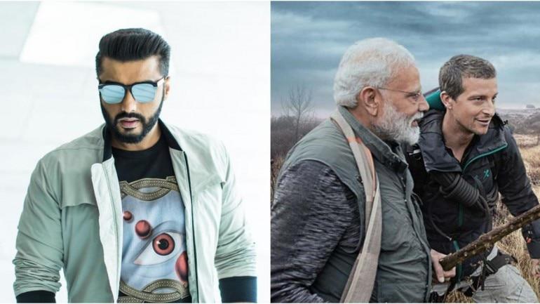 Arjun Kapoor is all praise for PM Narendra Modi and Bear