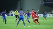 Sunil Chhetri brace in vain as India go down 2-4 vs Tajikistan in Intercontinental Cup opener
