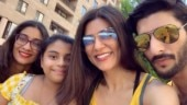 Sushmita Sen shares videos of Armenian vacay with boyfriend Rohman Shawl, daughters Renee and Alisah
