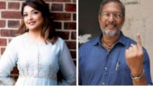 Tanushree Dutta to file protest petition against Nana Patekar's clean chit in sexual harassment case