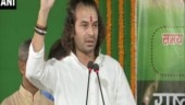 Will rip apart those who come between 'Krishna' Tej and 'Arjun' Tejashwi: Tej Pratap Yadav