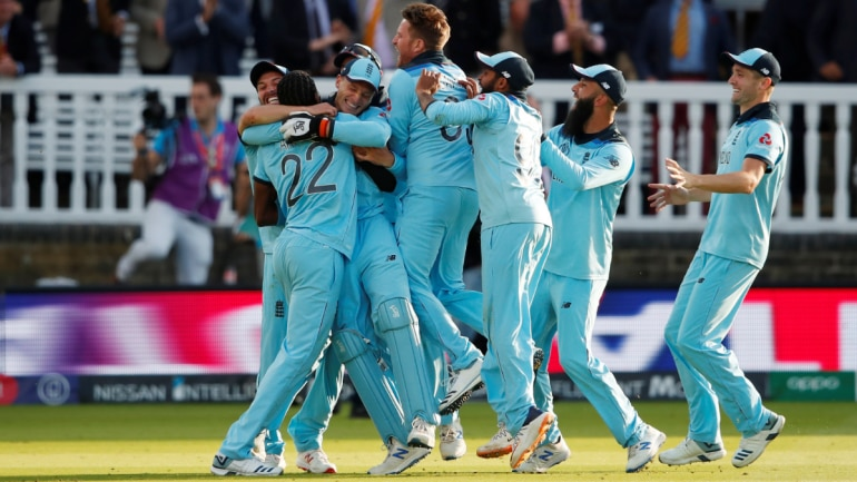 England won their maiden World Cup title (Reuters Photo)
