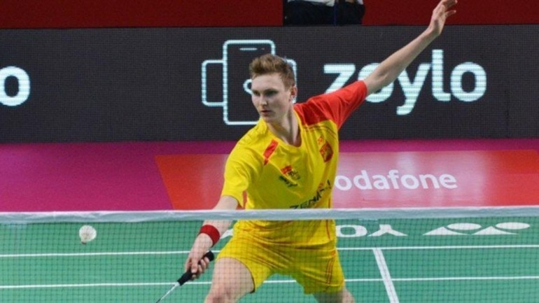 Viktor Axelsen will miss the world championships (PBL Photo)