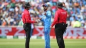 India vs Bangladesh: Virat Kohli in furious argument with umpires after losing review