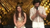 Nach Baliye 9: Vishal Aditya Singh and Madhurima Tuli's hate story continues, ex-lovers refuse to hug each other