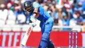 Virat Kohli returns home after India's World Cup campaign