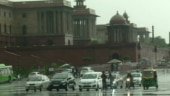 Delhi: Rain brings down mercury, red alert issued