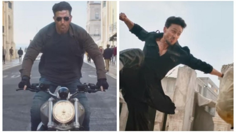 Hrithik Roshan and Tiger Shroff's War to get 4 stunt