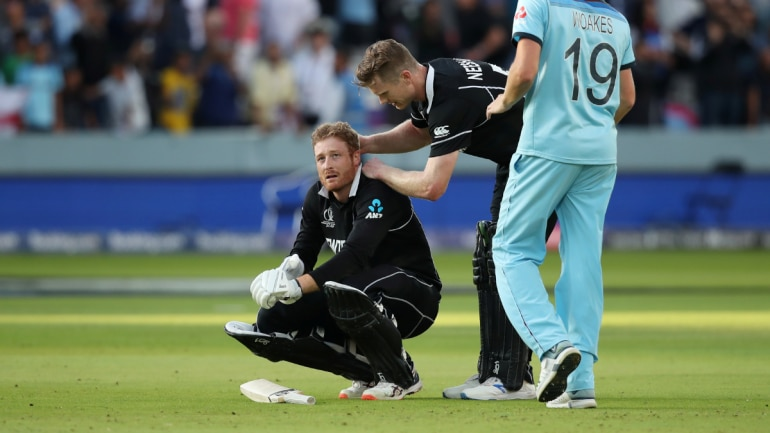 World Cup 2019: New Zealand were heartbroken after England won the Super Over due to higher number of boundaries scored (Reuters Photo)