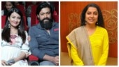 KGF star Yash reveals Suhasini Maniratnam has picked a script for his wife Radhika Pandit
