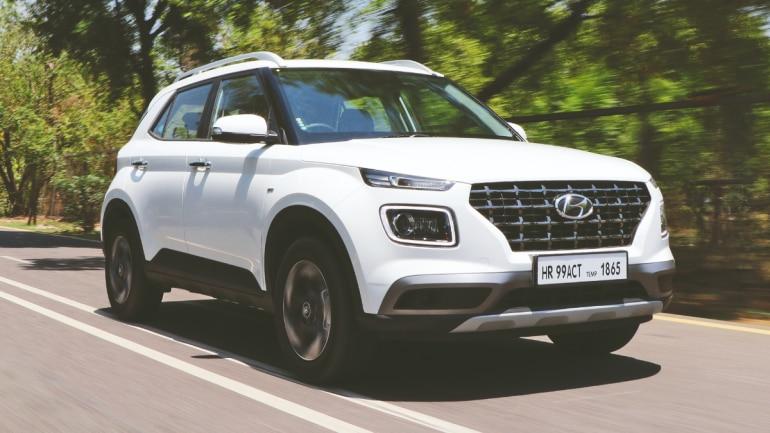 Hyundai Venue zooms past Maruti Vitara Brezza, Mahindra XUV300 in