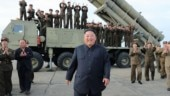 North Korea tests new super-large rocket launcher