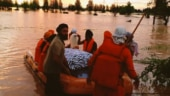 No fresh spell of rains; flood-like situation continues in Punjab, Haryana