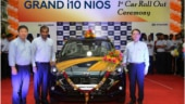 Hyundai Grand i10 Nios first Made in India unit rolled out