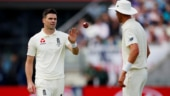 Ashes 2019: England pacer James Anderson ruled out of 2nd Test vs Australia with calf injury