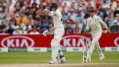 Steve Smith equals Michael Hussey's Ashes record for most consecutive fifties