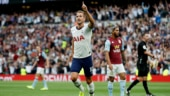 Harry Kane scores two late goals to help Tottenham beat Aston Villa 3-1